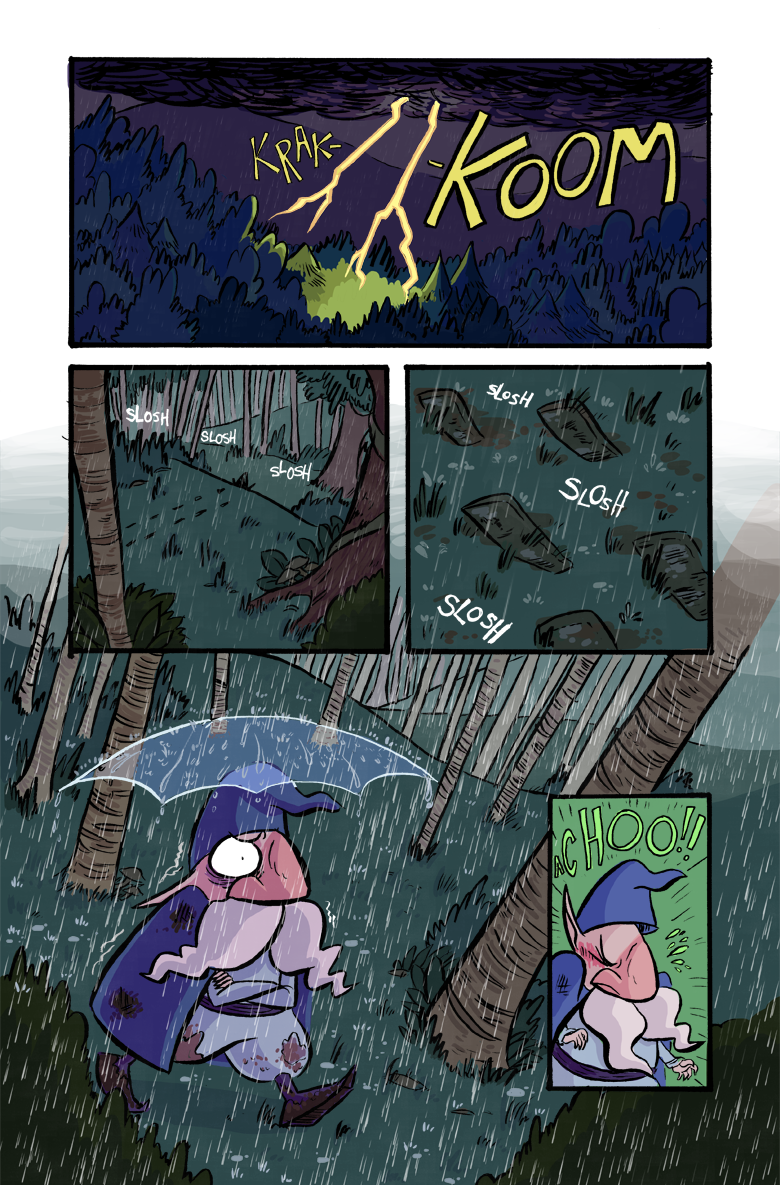 Boozle Chapter 1 Page 1