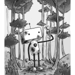 A Bot in the Woods, 2014
