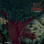 Keep Moving cover, 2014