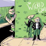 The Wicked Queens cover, 2014