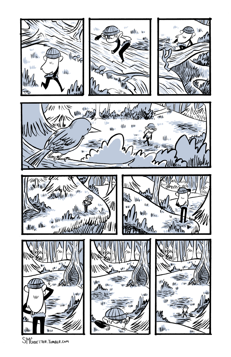 Keep Moving Page 3