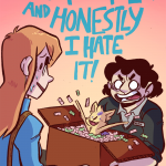"""""""My Cat Can Talk and Honestly I Hate It"""" Promo Image, 2017"""