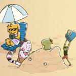 Summer Critters 2, 2017